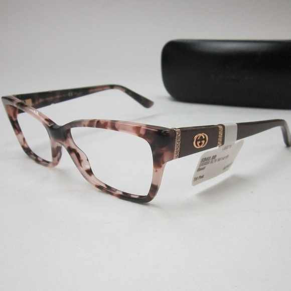 fe487fbb1e8 Gucci Accessories - Gucci GG 3559 OL76 Women s Eyeglasses Italy OLG646